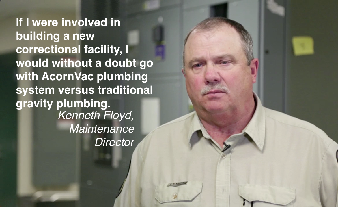 Facility Manager Testimonial Amherst Prison: Improving Safety in Correctional Facilities