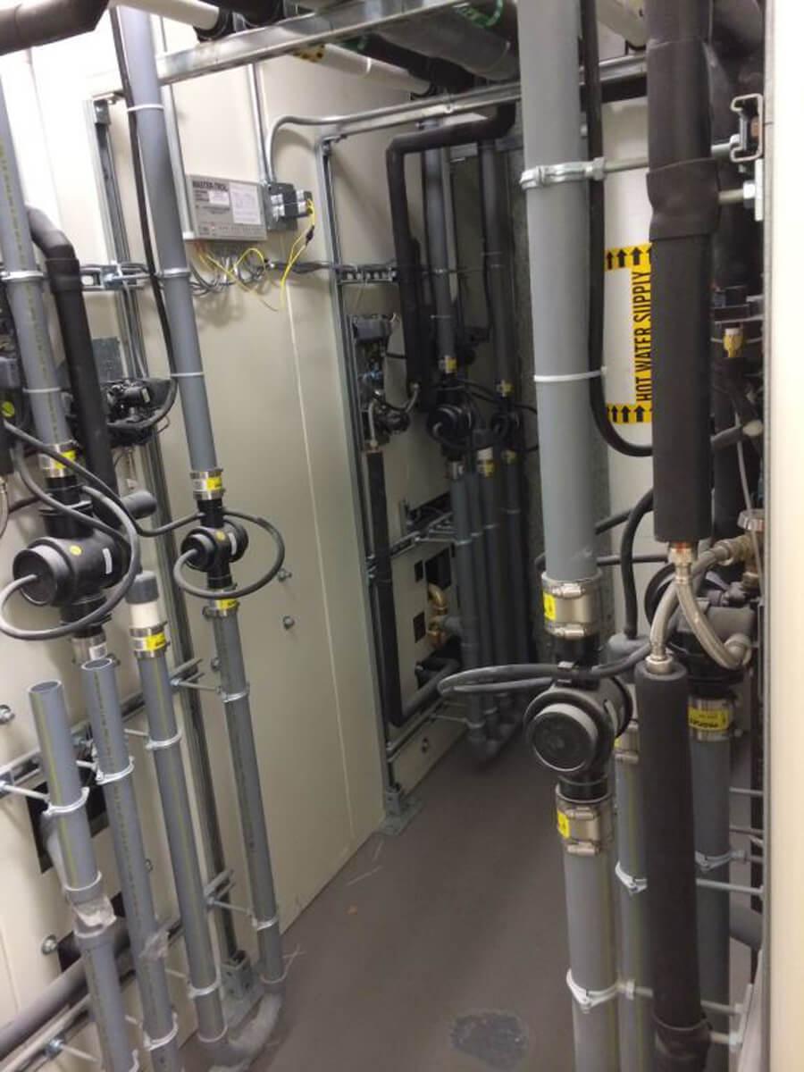 Vacuum Plumbing Installations Photo Gallery Acorn Vac