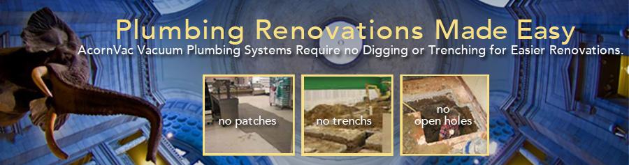 Plumbing Renovations Made Easy