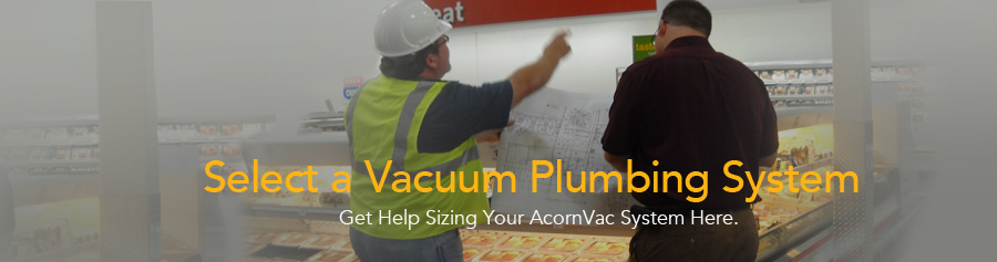 Select-a-Vacuum-Plumbing-System