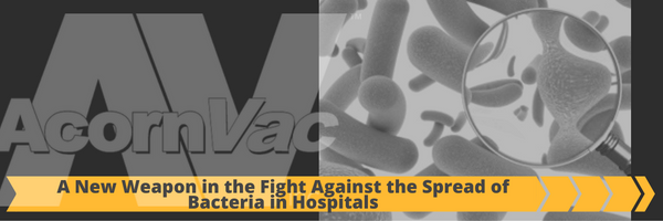 A New Weapon in the Fight Against the Spread of Bacteria in Hospitals