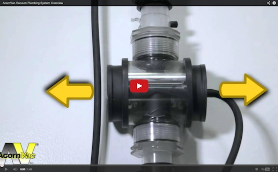 Educational Videos About Vacuum Plumbing Systems Acorn Vac